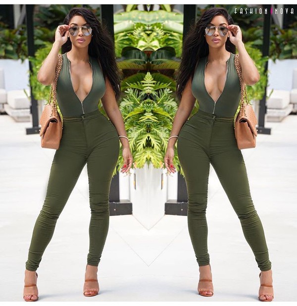 b7bea5b2bc3c olive green outfit outfit idea summer outfits cute outfits spring outfits  date outfit party outfits clubwear