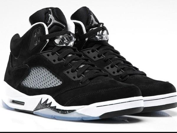 shoes jordans black air jordan jordan oreo jordan jordan's size5 jordan 5 oreo's 5