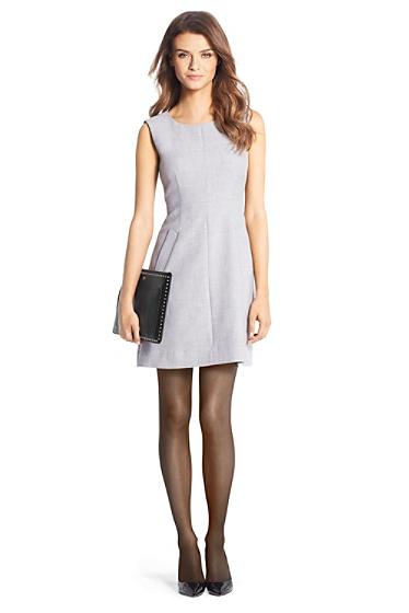 Carpreena Mini Ceramic A-Line Dress | Dresses by DVF
