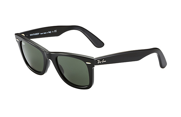 Ray-Ban RB2140 901    50-22 Original Wayfarer Classic  Sunglasses | Ray-Ban USA