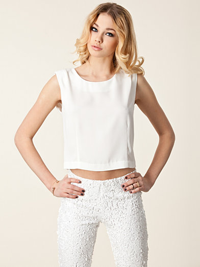 Maud Top - Issue 1.3 - White - Tops - Clothing - Women - Nelly.com Uk
