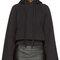 Vetements - black oversized hoodie