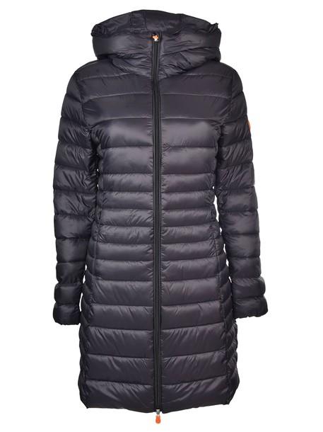 jacket long navy