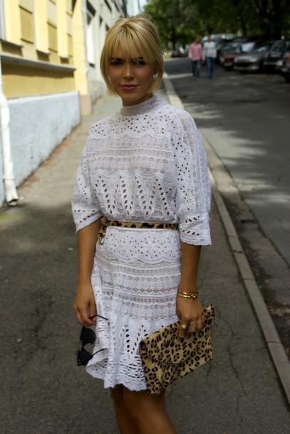 stylista blogger bag jewels belt shoes