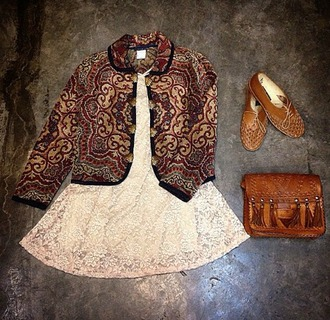 bag all outfit