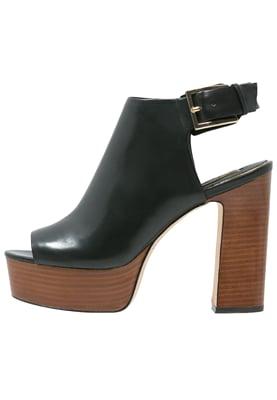 rachel zoe harper high heel sandaletten black tan. Black Bedroom Furniture Sets. Home Design Ideas