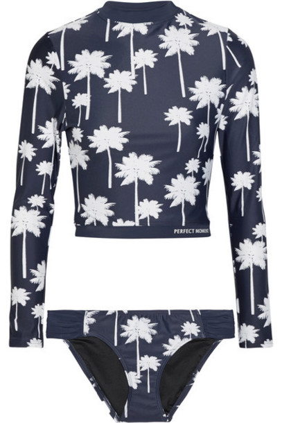 Perfect Moment bikini navy swimwear