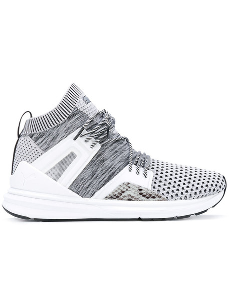 Puma - Limitless Hi sneakers - women - Nylon/Polyester/rubber - 6, Grey, Nylon/Polyester/rubber