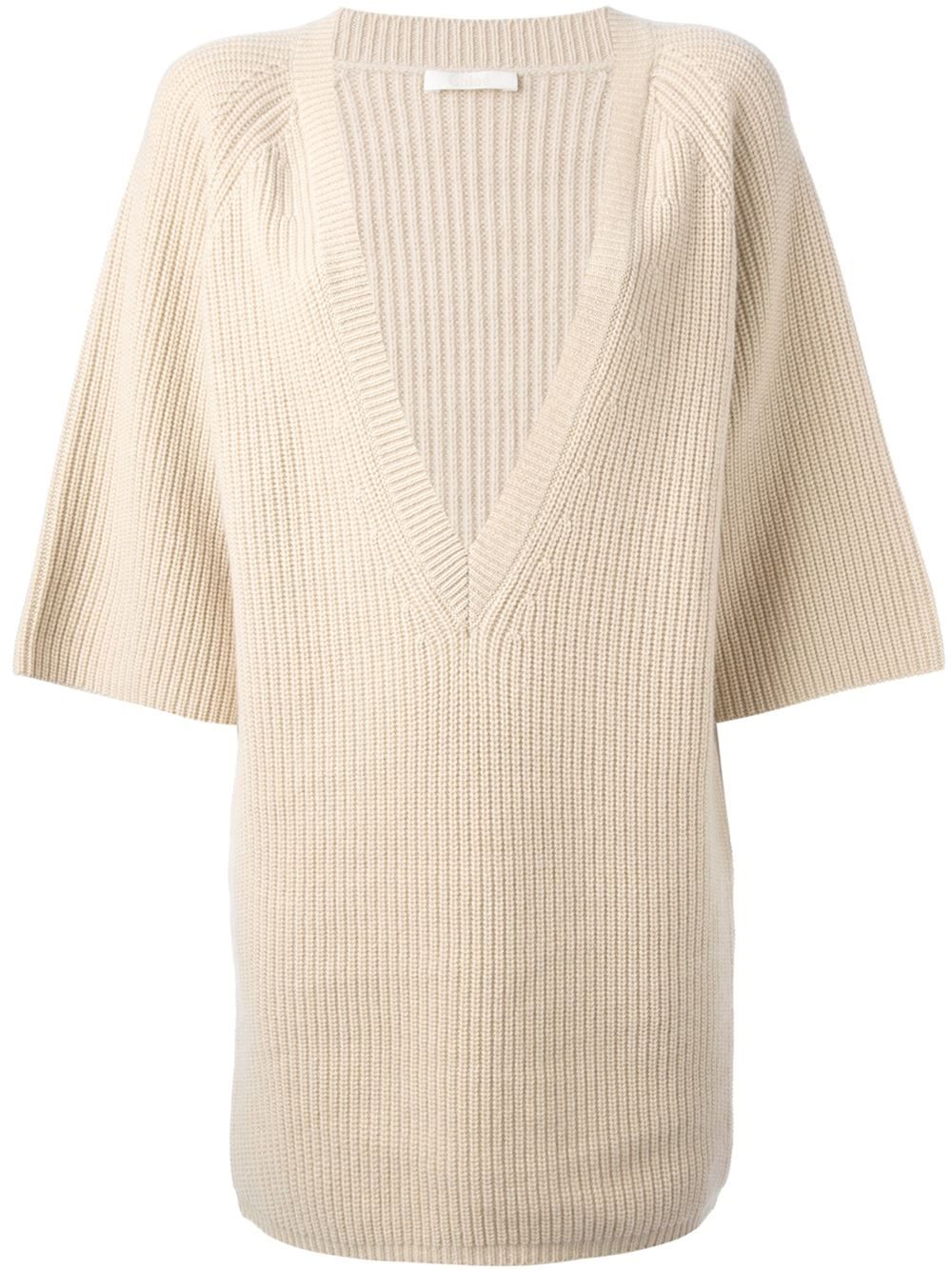 Chloé oversized sweater