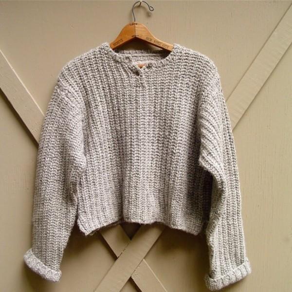 blouse sweater tumblr
