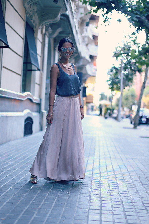 style in lima t-shirt skirt bag shoes sunglasses jewels