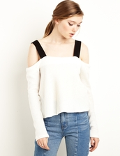 top,black strap textured ots top,strappy shirt,strap shirt,strappy top,cute summer top,spring top,off the shoulder,off the shoulder top,summer outfits,spring break