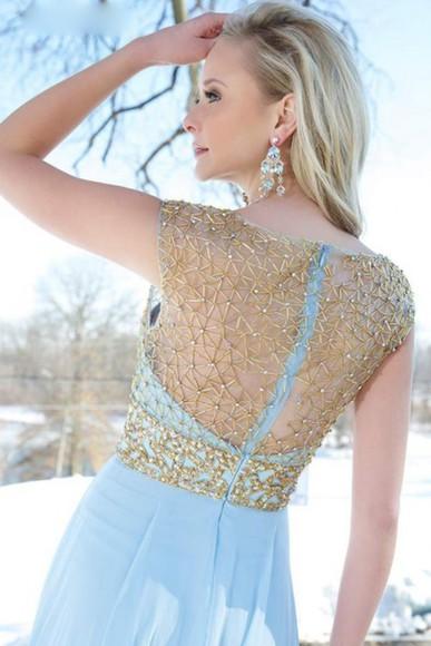 evening dress sexy dress prom dress 2014 dress sale dress golden beaded dress formal dress best selling dress