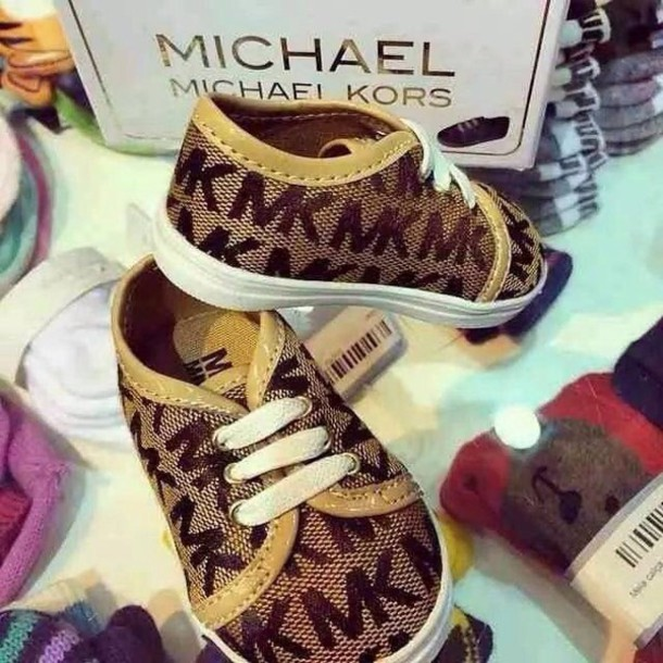 shoes baby boy michael kors beautiful baby shoes brown sweet