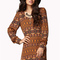 Boho doll shift dress | love21 - 2062312681