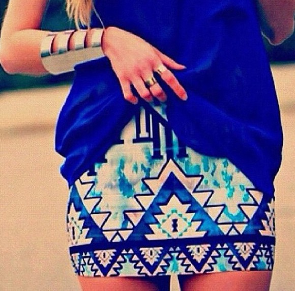 skirt blue skirt bodycon skirt body con blue royal blue