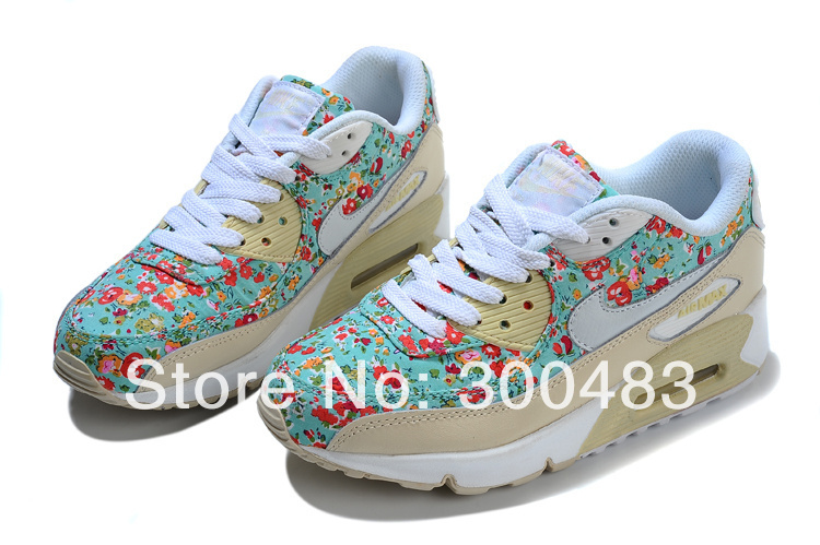half off f7f4b ef486 Nike air max 90 women sports running shoes free shipping-in Women s Shoes  from Shoes on Aliexpress.com