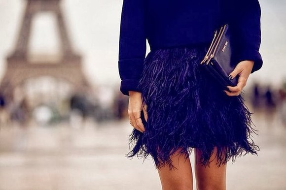 feather blue skirt blue fluffy skirt feather skirt blue skirt