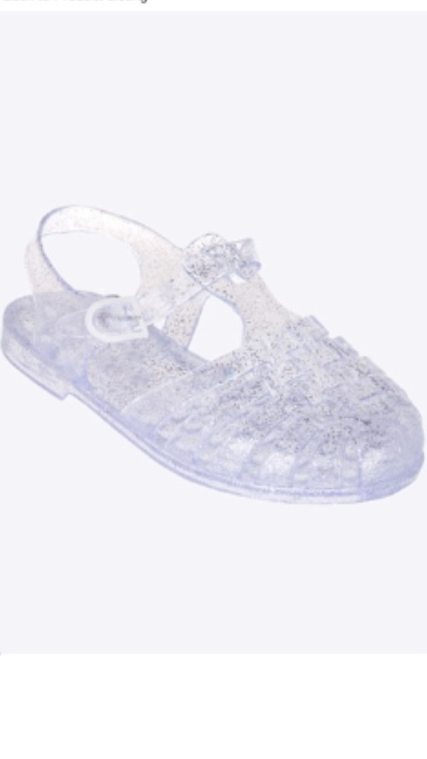 shoes clear jellies jellies sparkle sparkle glitter glitter shoes