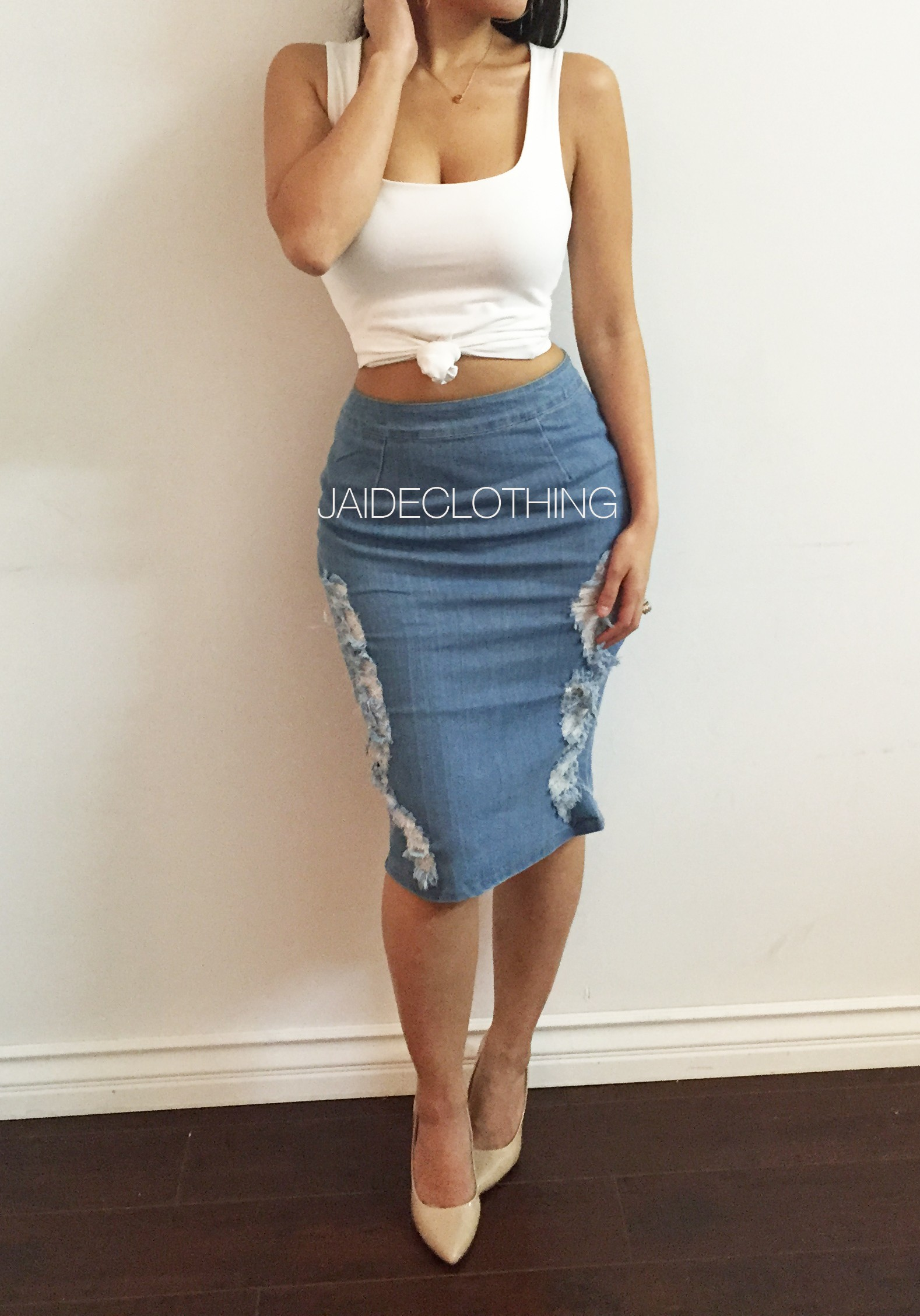 Mini Skirt Denim Skirt Denim mini