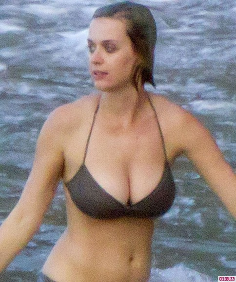 katy perry swimwear bikini top