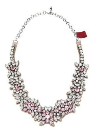 jewels diamonds necklace statement necklace