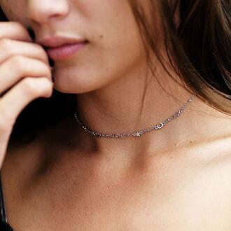 jewels shop dixi stars moon crescent moon choker necklace boho choker boho bohemian boho jewelry grunge grunge jewelry