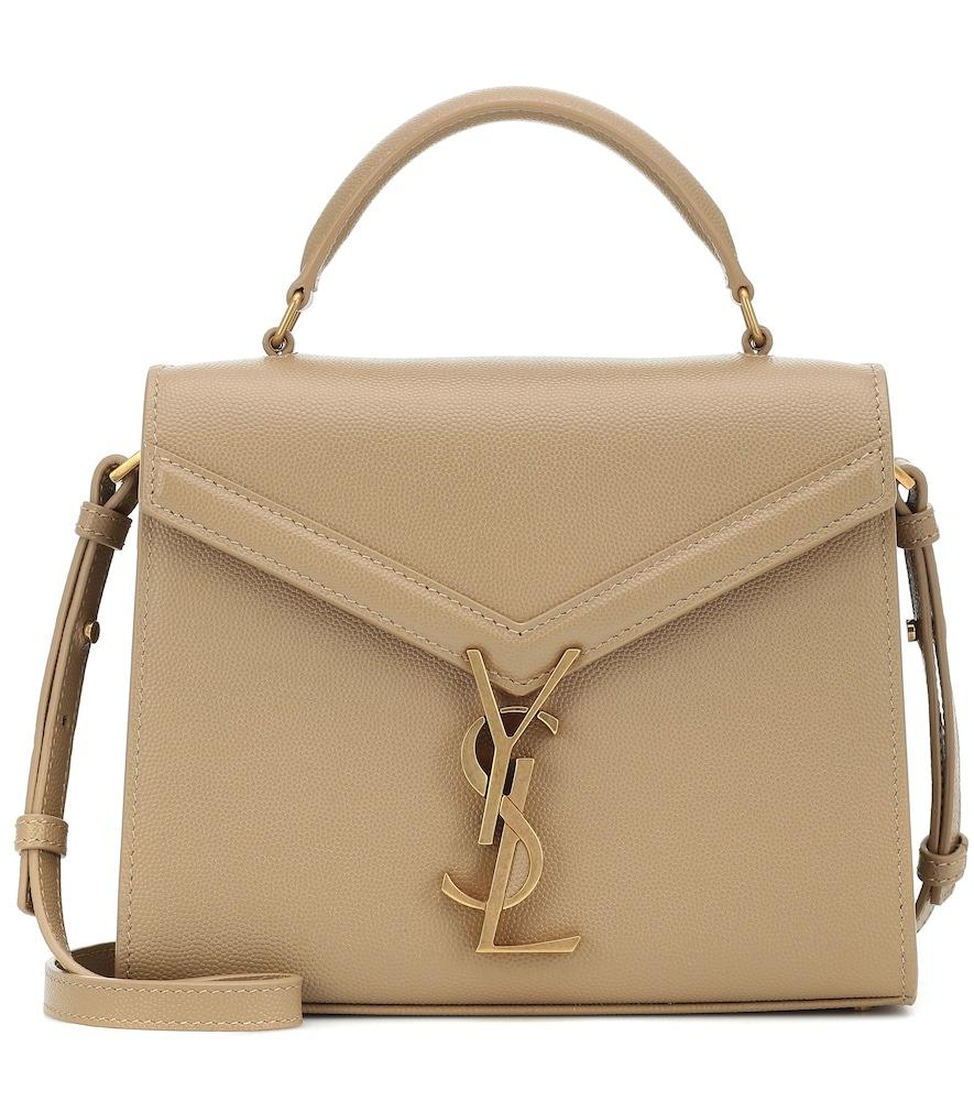 Cassandra Mini leather shoulder bag