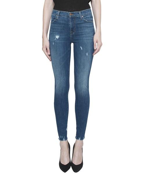 J BRAND jeans denim cotton
