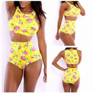 swimwear high waisted bikini sexy bikini