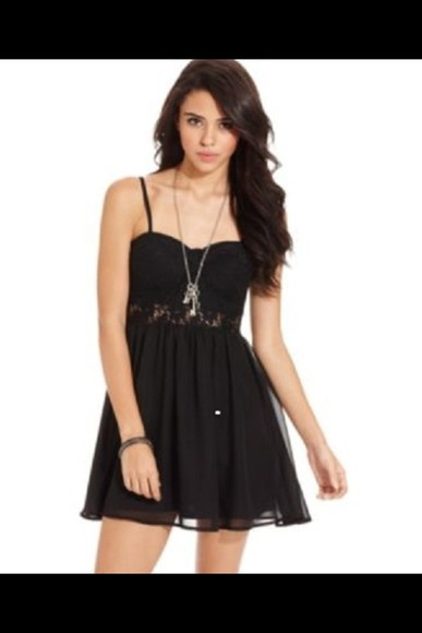dress black mini dress little black dress cute dress