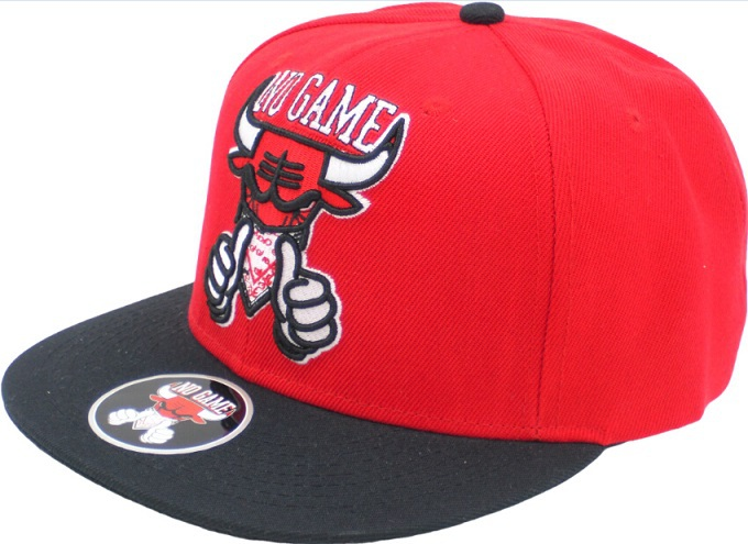 Online shop hip hop brand fashion adjustable gorras planas bulls snapback caps hat for men basketball baseball cap bones aba reta