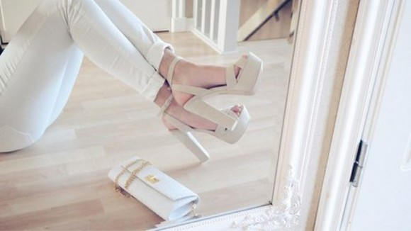 shoes sandals nude sandals nude high heels nude white white high heels whites sandals high heels summer outfits summer shoes jeans