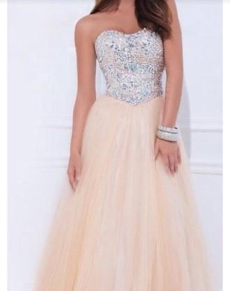 dress pink prom dress prom