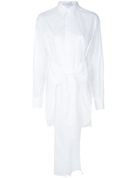 Givenchy shirt women white cotton top