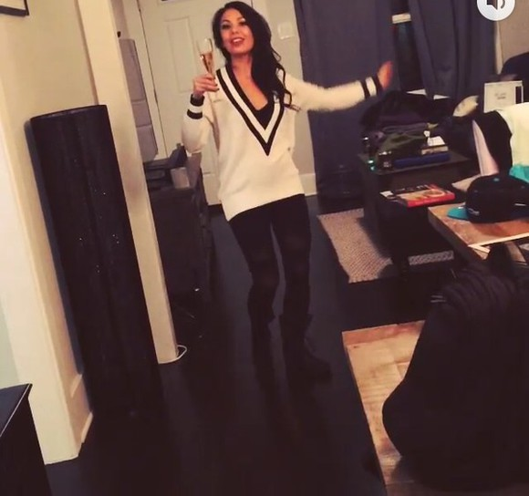 black and white black white blouse janel parrish janel parish pullover pullovers
