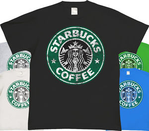 Starbucks Coffee T-shirt Top | eBay