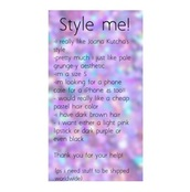 style me,pale grunge,cute,holographic,cyber,aesthetic,style,grunge,soft grunge,iphone 4 case,pastel hair,light pink,dark,mac cosmetics