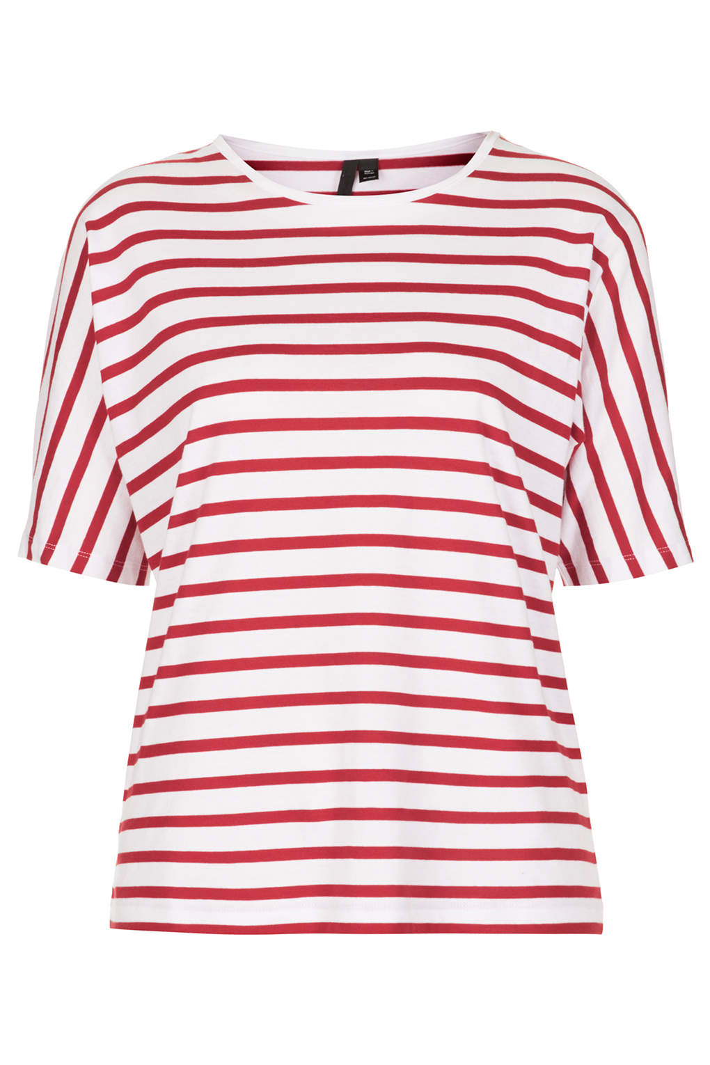 Striped Seamless Tee by Boutique