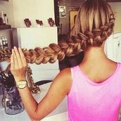 hair accessory,maron