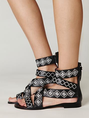 Steffie dutch sandal at free people clothing boutique