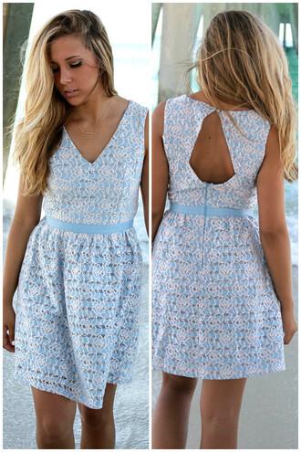 dress light blue amazinglace amazinglace.com sundress summer beach