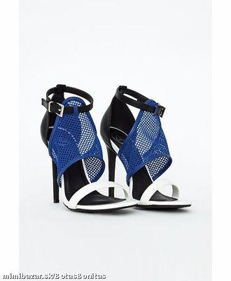 Royal Blue Black Heels - Shop for Royal Blue Black Heels on Wheretoget