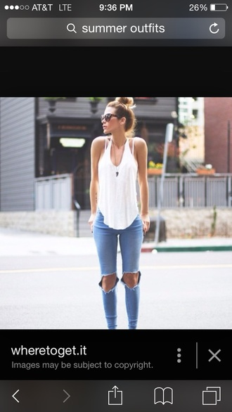 jeans exactly like this