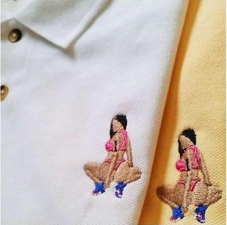 nicki minaj anaconda t-shirt mens t-shirt nicki minaj style shirt