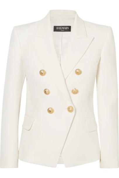 Balmain blazer wool jacket