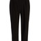 Lissa high-rise cropped trousers