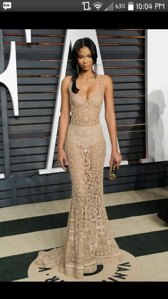 dress need sweet 16 nude dress lace dress tan dress lace elegant gown beautiful nude sexy dress long dress prom dress