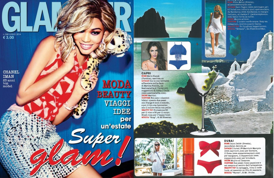 GLAMOUR – July 2014 « Maritsa