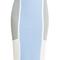 Boutique 1 - jonathan simkhai - blue hex color blocked skirt | boutique1.com
